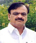 D Kupendra Reddy(Advisory Governing Council Chairman)